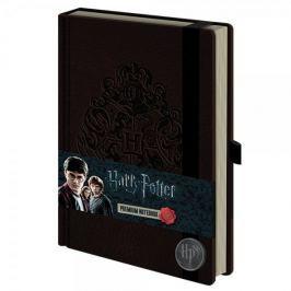 Zápisník Harry Potter - Hogwart´s Crest (velikost A5)