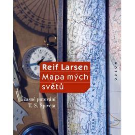Larsen Reif: Mapa mých světů - Úžasné putování T. S. Spiveta