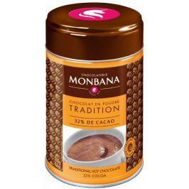 Monbana tradiční francouzská horká čokoláda 250 g