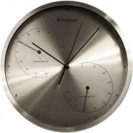 Time Life Nástěnné hodiny TL-178S teploměr/vlhkoměr