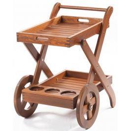 RIWALL Tina - servírovací stolek z borovice