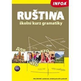 Kabyszewa Irina, Kusal Krzysztof: Ruština - školní kurz gramatiky