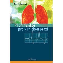 Chlumský Jan: Plicní funkce pro klinickou praxi