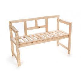 Happy Green Dřevěná lavice 120x45x80 cm