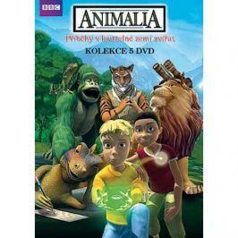 Animalia: kolekce (5DVD) - DVD