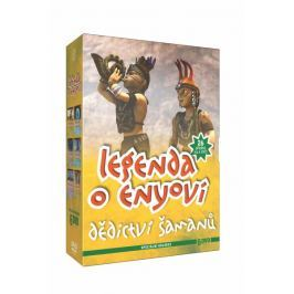 Legenda o Enyovi - kolekce (6DVD)   - DVD