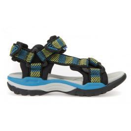 Geox chlapecké sandály Borealis 27 vícebarevná