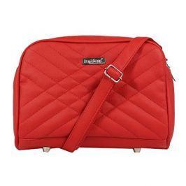Dara bags Červená kabelka Miss Kiss no.4