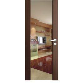 VASCO DOORS Interiérové dveře VENTURA ČIRÉ sklo, Dub rustikál, A