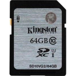 Kingston SDXC 64GB 45MB/s UHS-I (SD10VG2/64GB)