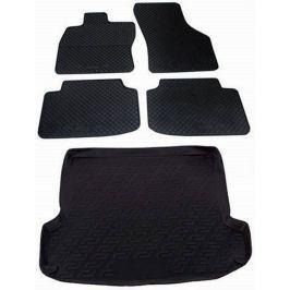 Brillant SET koberec + vana do kufru - Škoda Superb II Combi (B6 3T) (2008-2015)