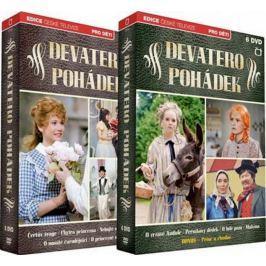 Devatero pohádek (11DVD)   - DVD