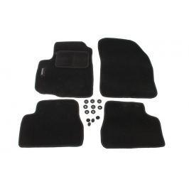MAMMOOTH Koberce textilní, Suzuki Swift II 2008-2010, černé, sada 4 ks