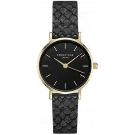 Rosefield The Small Edit Black & Black Gold