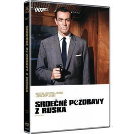 James Bond: Srdečné pozdravy z Ruska   - DVD