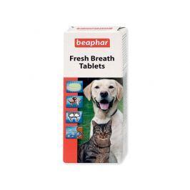 Beaphar Tablety chlorofyl pro svěží dech 40tbl.