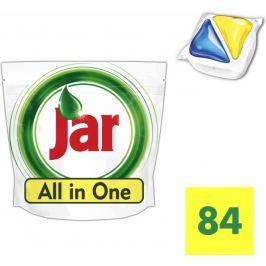 Jar kapsle Yellow 84 ks