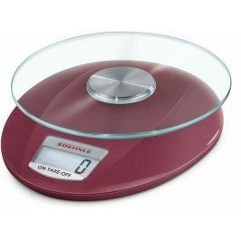 Soehnle Kuchyňská váha Roma Ruby Red 65858