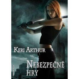 Arthur Keri: Riley Jenson 4 - Nebezpečné hry