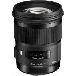 Sigma 50/1.4 DG HSM ART pro Nikon (4 roky záruka)
