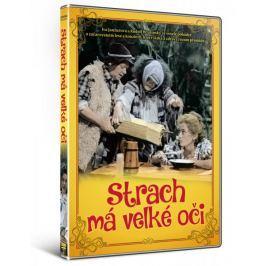 Strach má velké oči   - DVD