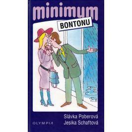 Poberová Slávka, Schaftová Jesica: Minimum bontonu - 4. vydání