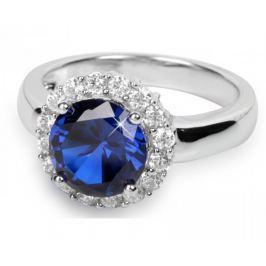 Silver Cat Stříbrný prsten s krystaly SC022 (Obvod 56 mm) stříbro 925/1000