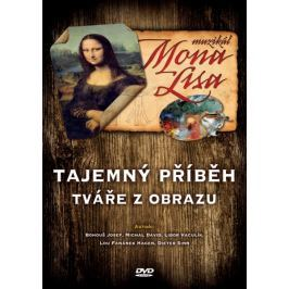 Mona Lisa (Tajemný příběh tváře z obrazu) - český muzikál   - DVD
