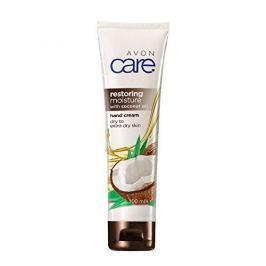 Avon Regenerační hydratační krém na ruce, nehty a nehtovou kůžičku s kokosovým olejem Care (Restoring Moi