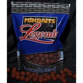 Mikbaits boilie Legends 10 kg 20 mm oliheň&javor