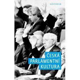 Wintr Jan: Česká parlamentní kultura