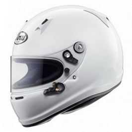 Arai přilba SK-6 (K2015) White vel.M (57-58cm) - pro motokáry