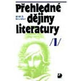Balajka Bohuš: Přehledné dějiny literatury I
