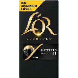 L'Or Espresso Ristretto Intenzita 11 - 100 hliníkových kapslí kompatibilních s kávovary Nespresso® *