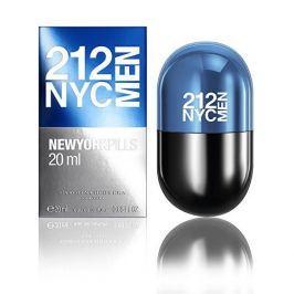 Carolina Herrera 212 New York Pills Men - EDT 20 ml