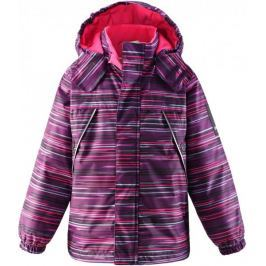 Lassie Lassietec Jacket Dark Purple 098