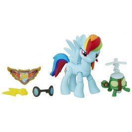 My Little Pony guardians of harmony Rainbow Dash