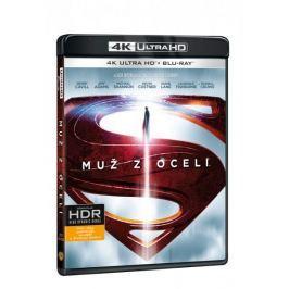 Muž z oceli (2 disky) - Blu-ray + 4K ULTRA HD