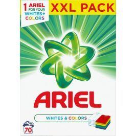 Ariel White & Color prací prášek 5,25 kg (70 praní)