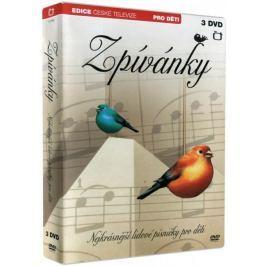 Zpívánky (3DVD)   - DVD