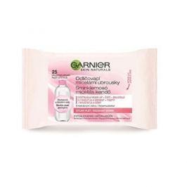 Garnier Odličovací micelární ubrousky Skin Naturals Micellar Extra - Gentle 25 ks