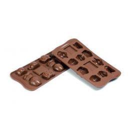 Silikomart Silikonová forma na čokoládu – čaj o páté