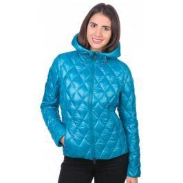 Geox dámská péřová bunda XS modrá