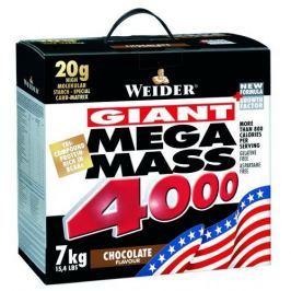 Weider Mega Mass 4000 - 7000g, Vanilka