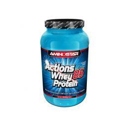 Aminostar Whey Protein Actions 85%,1000g citron-jogurt