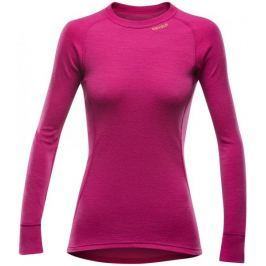 Devold Duo Active Woman Shirt Cerise XS-w
