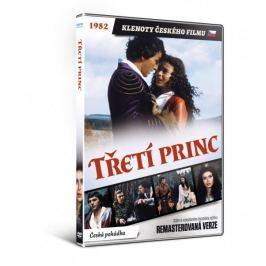 Třetí princ       - edice KLENOTY ČESKÉHO FILMU (remasterovaná verze) - DVD