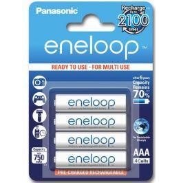 Panasonic AAA 4ks 750 mAh Eneloop (BK-4MCCE/4BE)