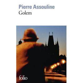 Assouline Pierre: Golem(francouzsky)
