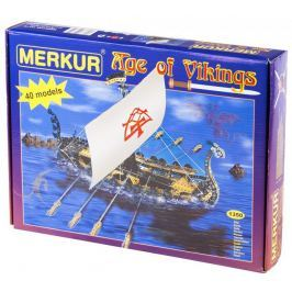 Merkur Age of Vikings 40 modelů 1350ks
